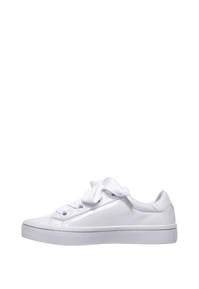 Skechers Hi-Lite Slick Shoes lakkozott sneakers cipő női