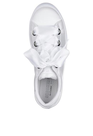 Skechers Hi-Lite sneakers cipő szatén hatással női