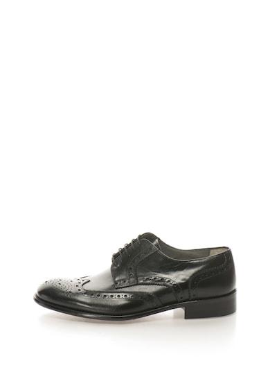 Zee Lane Collection Pantofi brogue de piele Barbati