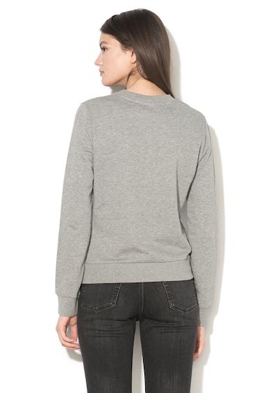 Cheap Monday Bluza sport cu imprimeu logo Femei