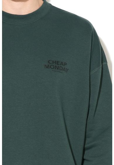 Cheap Monday Bluza sport cu logo pe piept Goal Barbati
