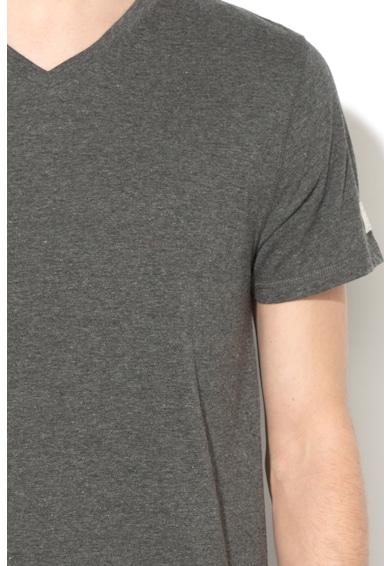 ESPRIT Bodywear Tricou cu decolteu in V, de casa Barbati