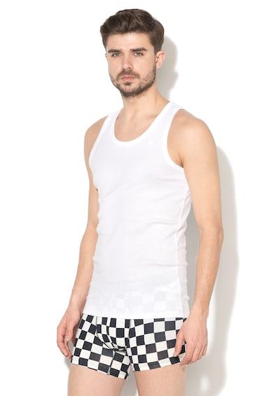 G-Star RAW Ujjatlan pamutpóló férfi