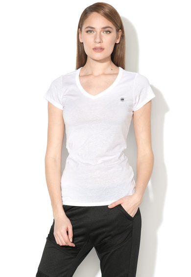 G-Star RAW Тениска Eyben с лого Жени
