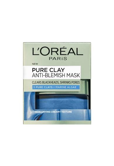 L'Oreal Paris Masca  Pure Clay Femei