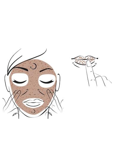 L'Oreal Paris Scrub exfoliant cu zahar pentru ten Femei