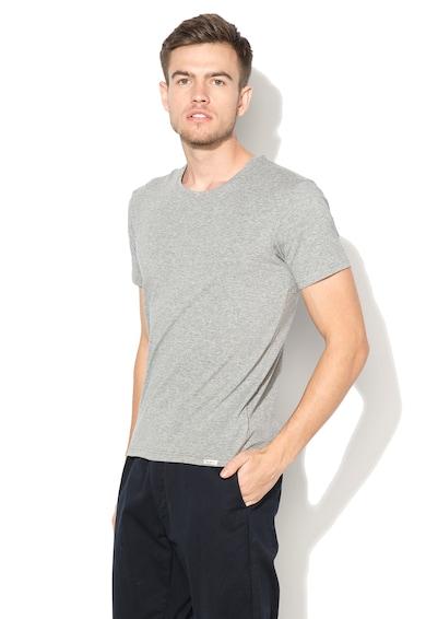 Pepe Jeans London Set de tricouri de casa, cu decolteu la baza gatului Rocco Lounge - 2 piese Barbati