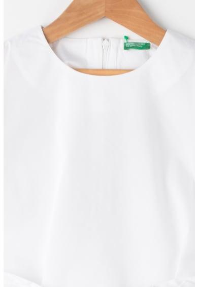 United Colors of Benetton Bluza cu cordon detasabil in talie Fete