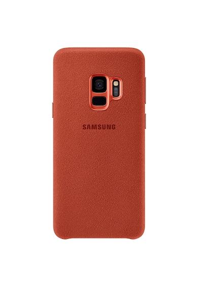 Samsung EF-XG960ABEGWW Alcantara Cover védőtok, Samsung Galaxy S9 női