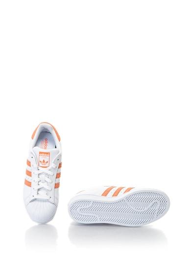 Adidas ORIGINALS Pantofi sport de piele Superstar Femei