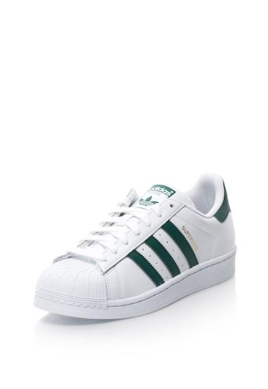 Superstar bőr sneakers cipő - Adidas ORIGINALS (CM8081) 33cf7e6053