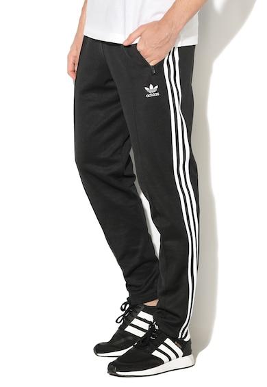 ajunge ieftin cumpărare acum secțiune specială Pantaloni sport cu garnituri tubulare laterale Beckenbauer Adidas ...
