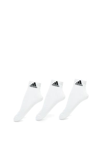 Adidas PERFORMANCE Set de sosete unisex, pentru fitness - 3 perechi Femei