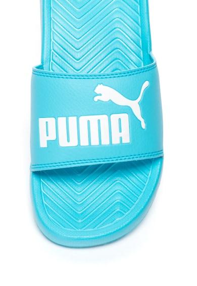 Puma Papuci cu imprimeu logo Popcat Femei