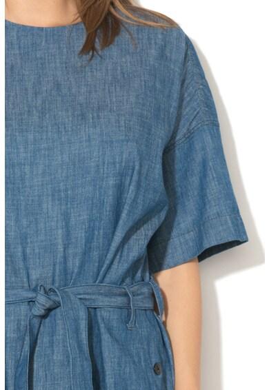G-Star RAW Deline nagyméretű farmerruha levehető övvel női