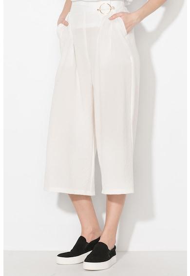 Zee Lane Denim Pantaloni 3/4 evazati Femei