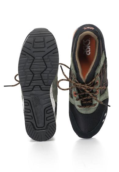 Asics Gel-Lyte III sneakers cipő nyersbőr anyagbetétekkel férfi