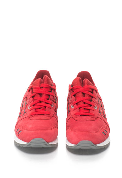 ASICS Tiger Gel- Lyte III unisex sneakers cipő nyersbőr anyagbetétekkel női