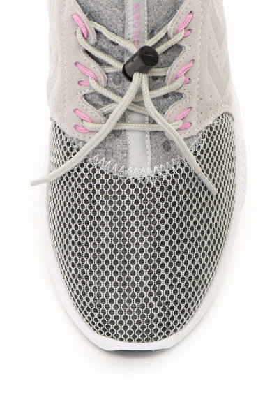 Hummel Pantofi sport slip-on cu insertii de piele intoarsa Terrafly Femei