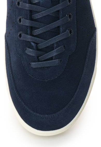 Hummel Pantofi sport din piele intoarsa Super Trimm Barbati