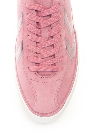 Hummel Diamant flatform nyersbőr sneakers cipő női