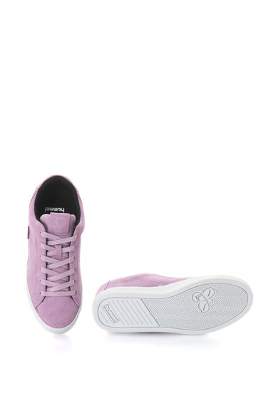 Hummel Pantofi sport din piele intoarsa Cross Court Femei