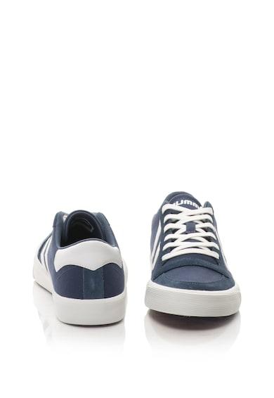 Hummel Pantofi sport din piele intoarsa si panza Stadil Rmx Barbati
