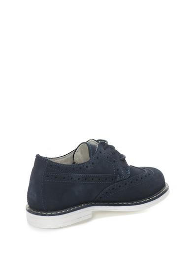 Zee Lane Pantofi Derby brogue de piele intoarsa Fete