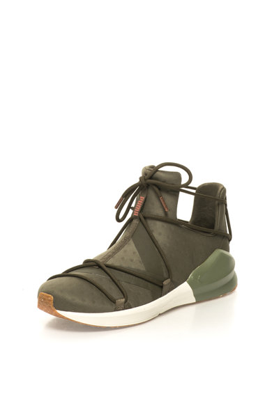Puma Pantofi sport cu snur, pentru fitness Cut Out Femei