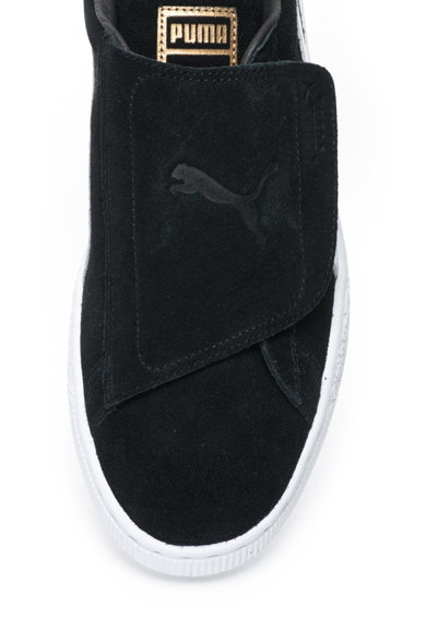 Puma Спортни обувки от кожа и велур Мъже