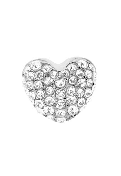 Michael Kors Сърцевидни обеци BRILLIANCE с кристали и винтчета Жени