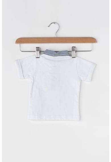 Dr. kid Тениска с яка и контрастна яка Момчета