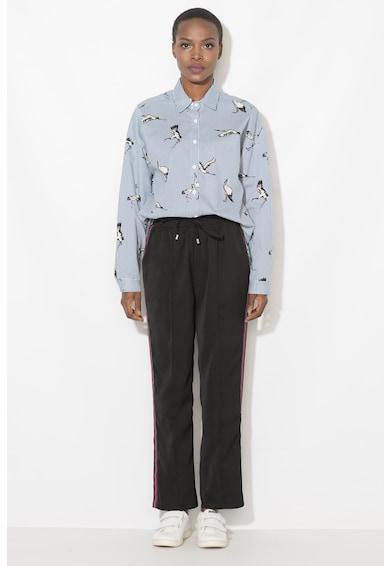 Zee Lane Denim Pantaloni cu talie elastica Femei