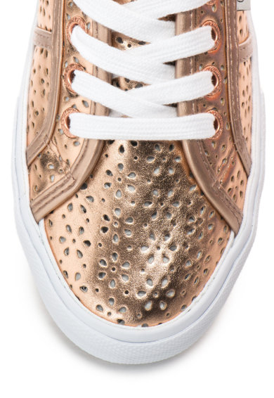 Pepe Jeans London Pantofi sport cu design perforat Aberlady Femei