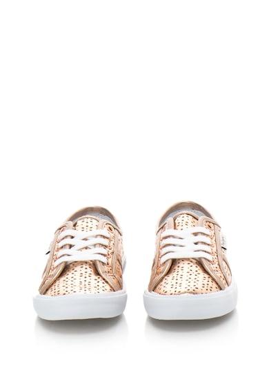 Pepe Jeans London Спортни обувки Aberlady с перфорации Жени