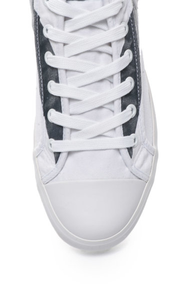 Pepe Jeans London Pantofi sport mid-high din panza Barbati