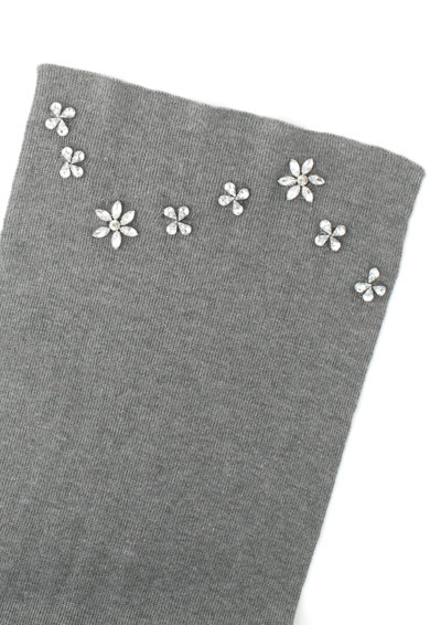 Guess Fular din tricot fin decorat cu strasuri Femei