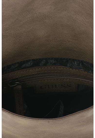 Guess Geanta crossbody de piele sintetica, cu bareta ajustabila Barbati