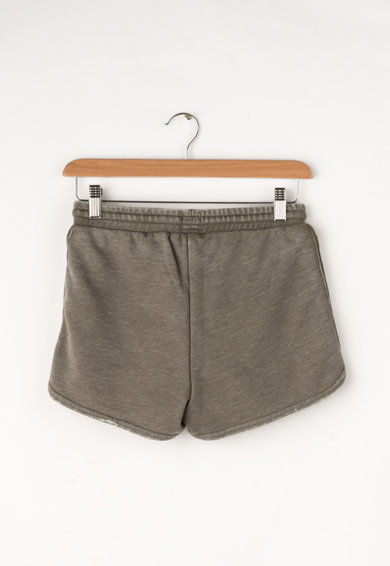 Pepe Jeans London Pantaloni sport scurti cu snur pentru ajustare Pau Fete