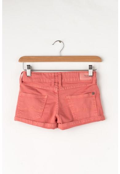 Pepe Jeans London Blugi scurti regular fit Tail Fete