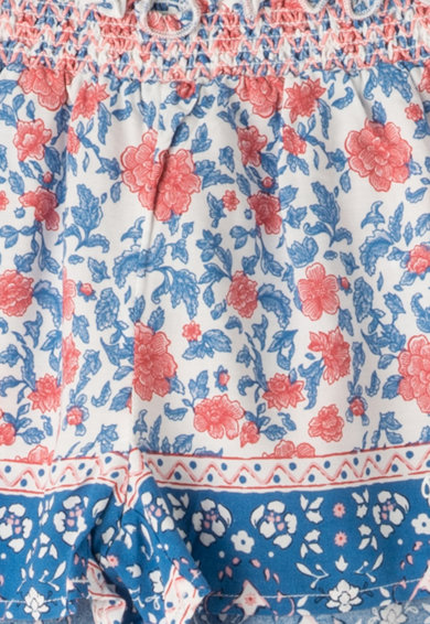 Pepe Jeans London Pantaloni scurti cu model floral Pamela Fete