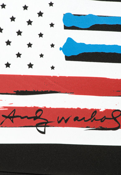 Andy Warhol by Pepe Jeans Husa cu imprimeu grafic pentru tableta Barbati