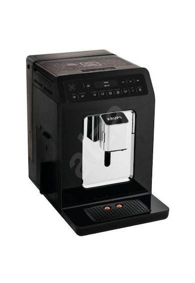 Krups Espressor automat  Evidence EA8908, 1450W, 15 bari, rezervor boabe 260g, rezervor apa 2.5L, rasnita 3 nivele, Negru Femei