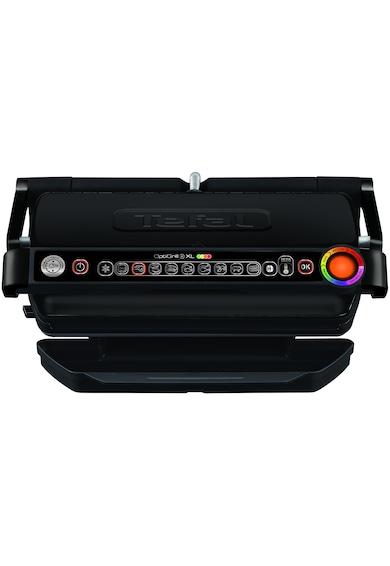 Tefal Gratar electric  OptiGrill+ XL , 2000W, 9 programe, indicator gatire, senzor automat, placi detasabile, Negru Femei