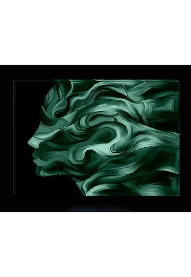 Startonight Tablou DualView  Femeie Abstract, Beauty, Luminos in intuneric, 70 x 100 cm Femei
