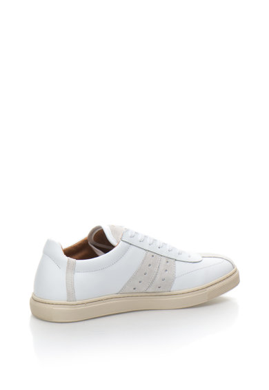 Selected Homme Duran bőr és nyersbőr sneakers cipő férfi