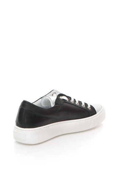 Zee Lane Pantofi sport de piele cu detalii metalice Femei