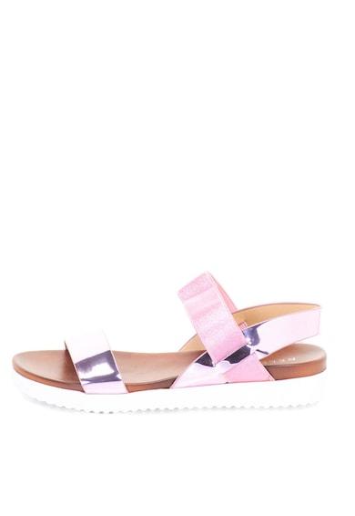 Release Sandale cu talpa joasa si bareta elastica,  piele sintetica Femei