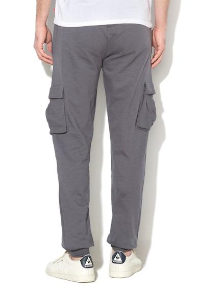 Zee Lane Pantaloni sport cargo cu snur pentru ajustare Barbati