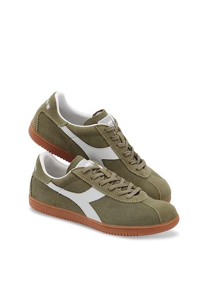 Diadora Pantofi sport din piele intoarsa cu garnitura de piele Tokyo Barbati